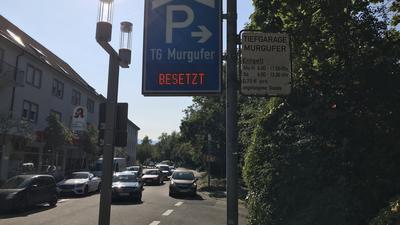 Tiefgarage Murgufer