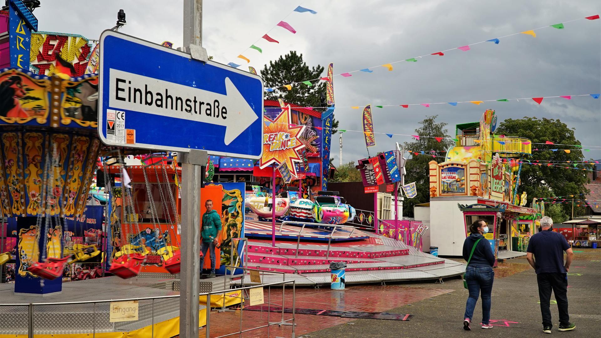 Kleine Herbstmesse 2020 Corona Gaggenau