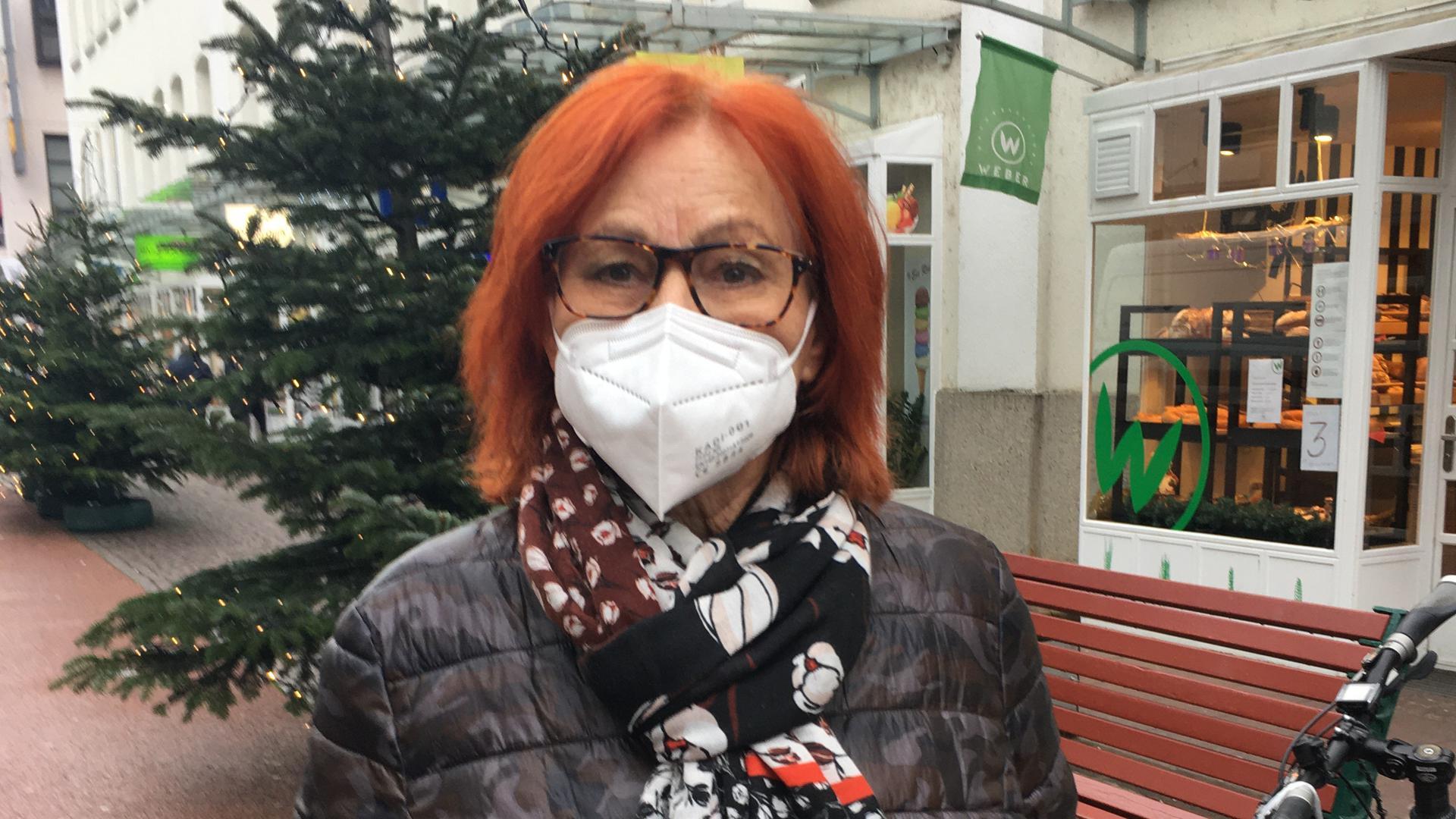 Irene Siebert will sich selbst bald impfen lassen.