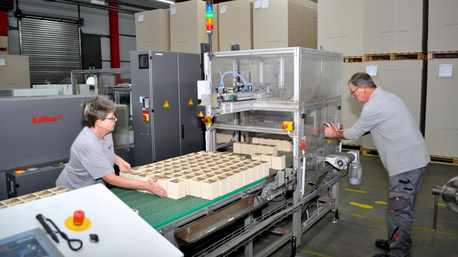 Produktionsräume Katz-Werke