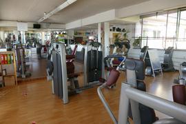 Im MAXX Gesundheitszentrum Gaggenau stehen im November die Fitnessgeräte still.