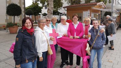"""""""Frauen, worauf wartet ihr"""" lautete das Motto des Aktionstages der Katholischen Frauengemeinschaft Deutschlands am Samstag."""