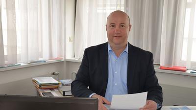 Michael Brecht Vorsitzender Daimler Gesamtbetriebsrat plus Betriebsratschef im Benz-Werk Gaggenau