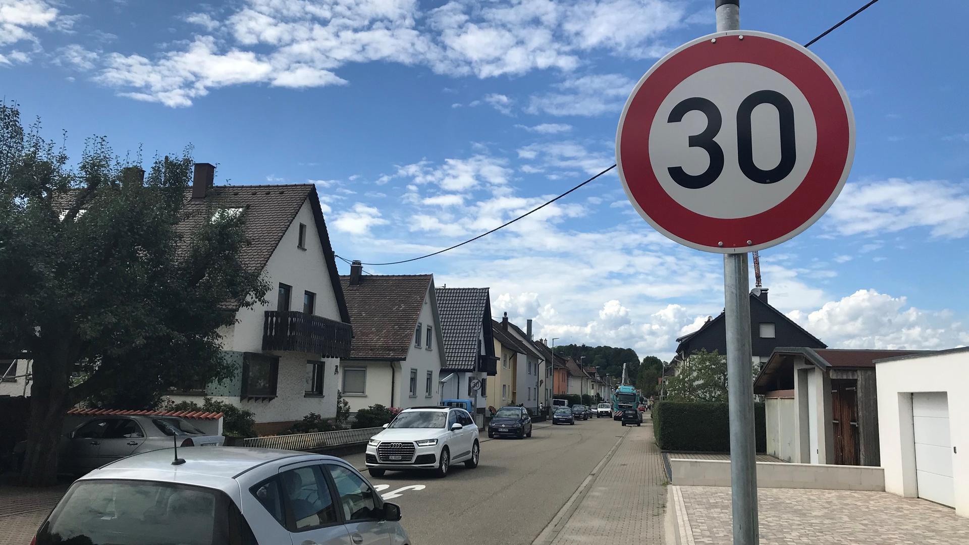 Beethovenstraße in Gaggenau-Ottenau