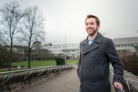 Sein Herzensthema ist die Bildung: Der Gaggenauer Patrick Wilczek will sich für Chancengleichheit einsetzen. Er tritt für die FDP bei der baden-württembergischen Landtagswahl im März 2021 an.
