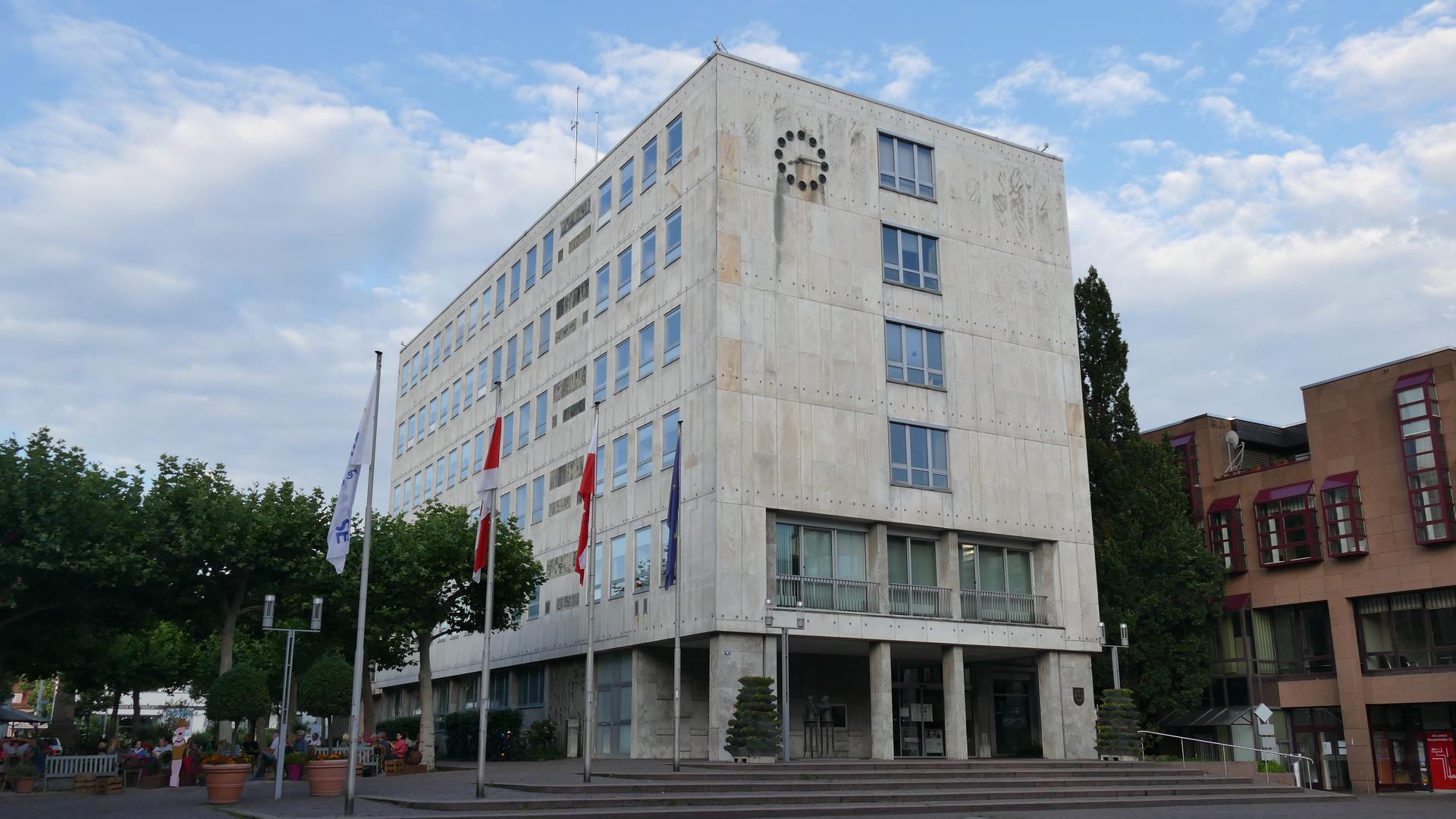 Rathaus Gaggenau