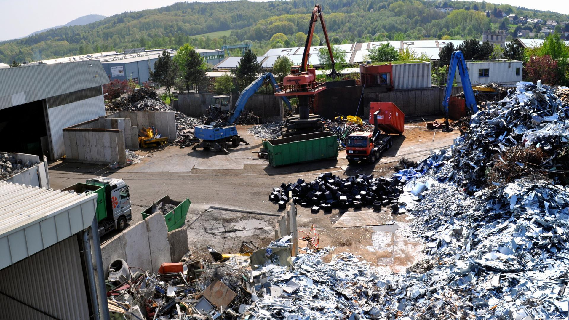 Recycling Lang Gaggenau Bad Rotenfels
