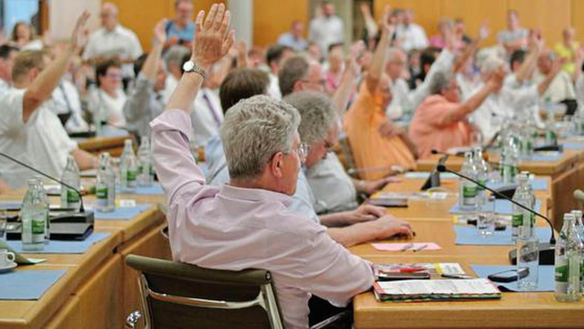 ABB Achern  Klinikentscheidung Kreistag Agenda 2030