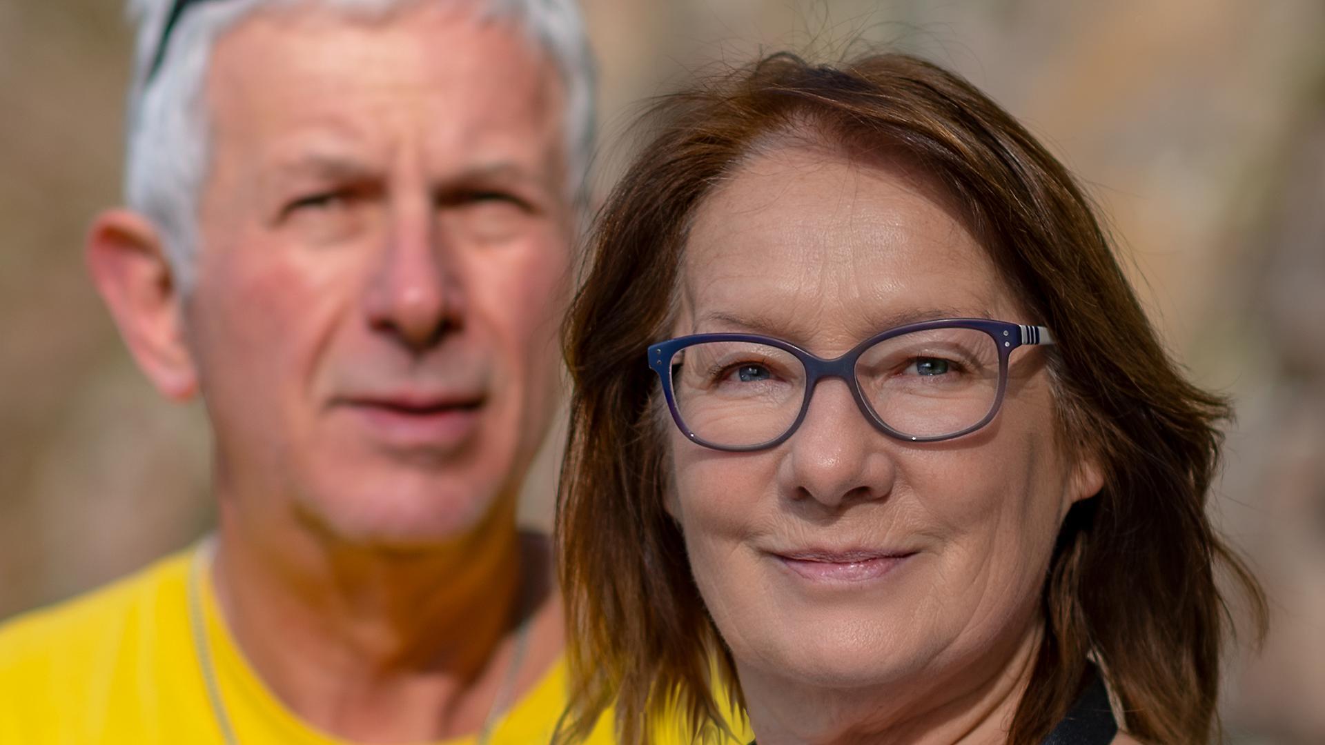 Hubert und Marianne Bauer Forbach-Gausbach