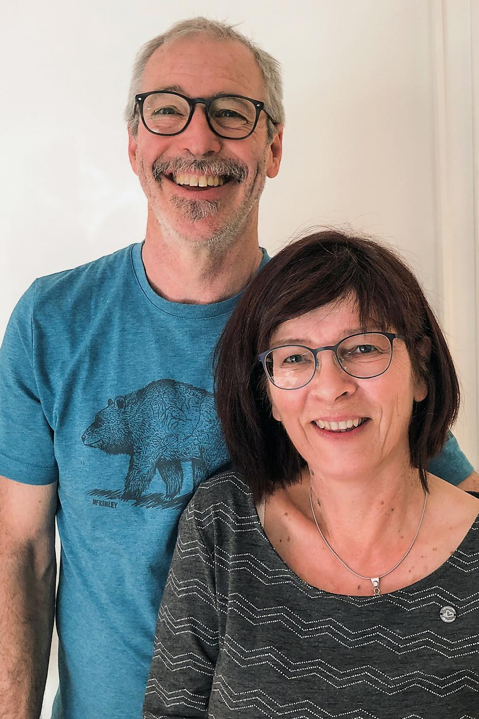 Jutta und Karlheinz Morlock Forbach-Langenbrand