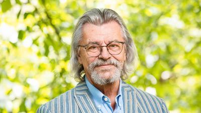 Porträtfoto von Manfred Gotta, Erfinder von Markennamen, der in Forbach-Hundsbach wohnt