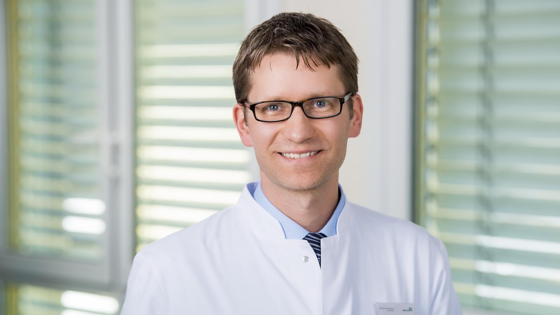 Rat vom Fachmann: Christian Wolf bittet eindringlich darum, bei Anzeichen eines Schlaganfalls einen Arzt aufzusuchen – lieber einmal zu viel als einmal zu wenig. Er ist Chefarzt in der Fachklinik für Neurologie im Mediclin Reha-Zentrum Gernsbach.
