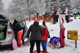 Chaos auf dem Kaltenbronn, Dezember 2020