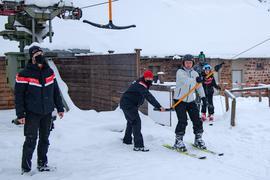 Skilift Kaltenbronn Silvester 2020