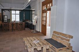Hier soll Leben einkehren: Die Stadt Gernsbach wünscht sich ein gastronomisches Angebot für das Erdgeschoss im Kornhaus. Bis Mitte April konnten sich Interessierte mit einem Konzept bewerben.