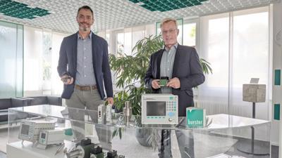 Links Matthias Bodemer, rechts Bernd Ziegler