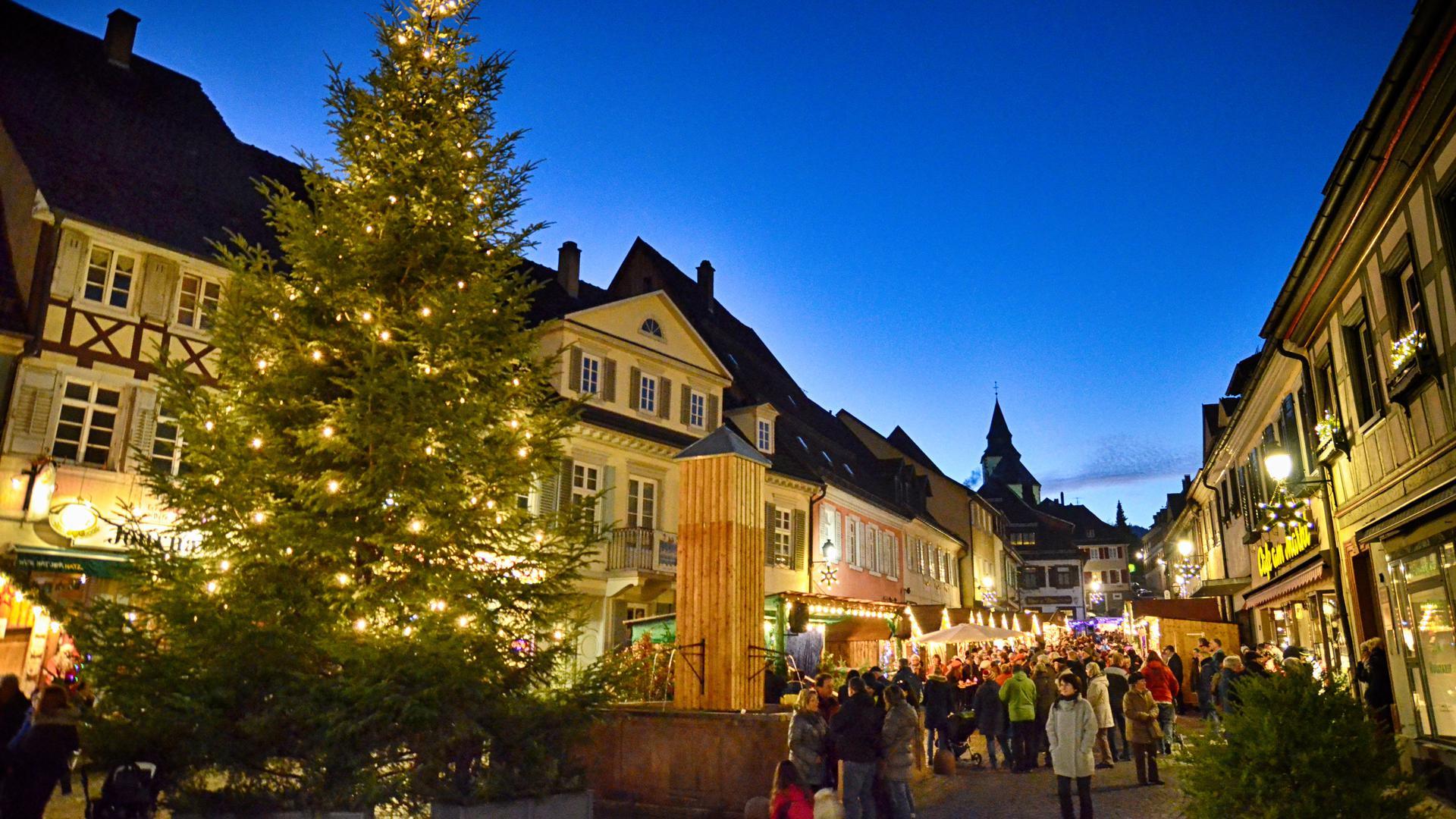 Weihnachtsmarkt Gaggenau