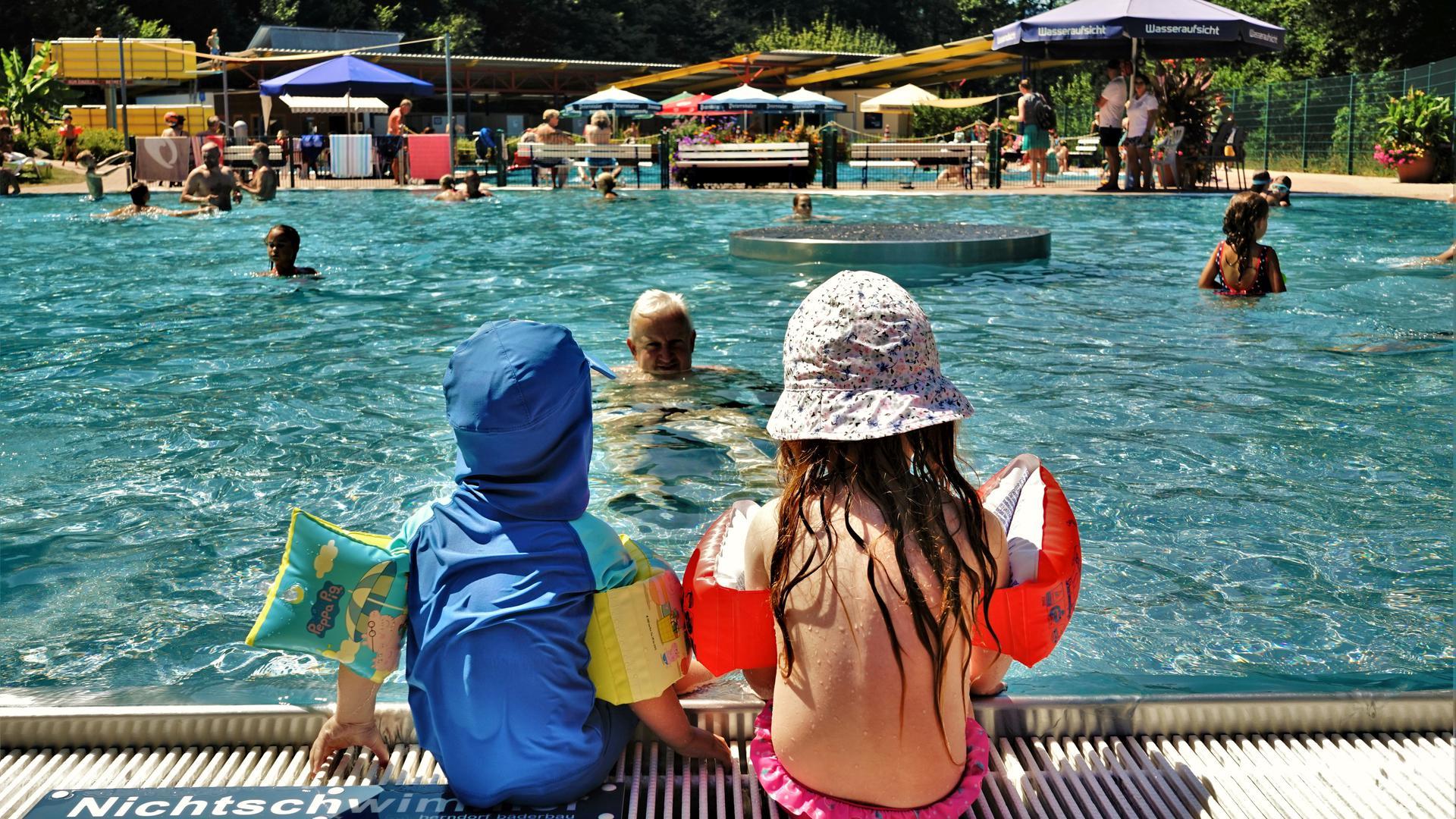 Schwimmbad Enzkreis