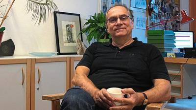Wolfgang Indlekofer beobachtet aktuelle Drogen-Trends in seiner Arbeit als therapeutischer Gesamtleiter der Rehaklinik in Freiolsheim.