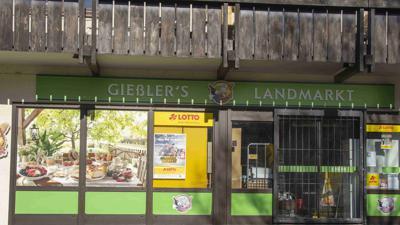 Schwerer Stand: Gießler's Landmarkt bekommt starke Konkurrenz aus Gernsbach.