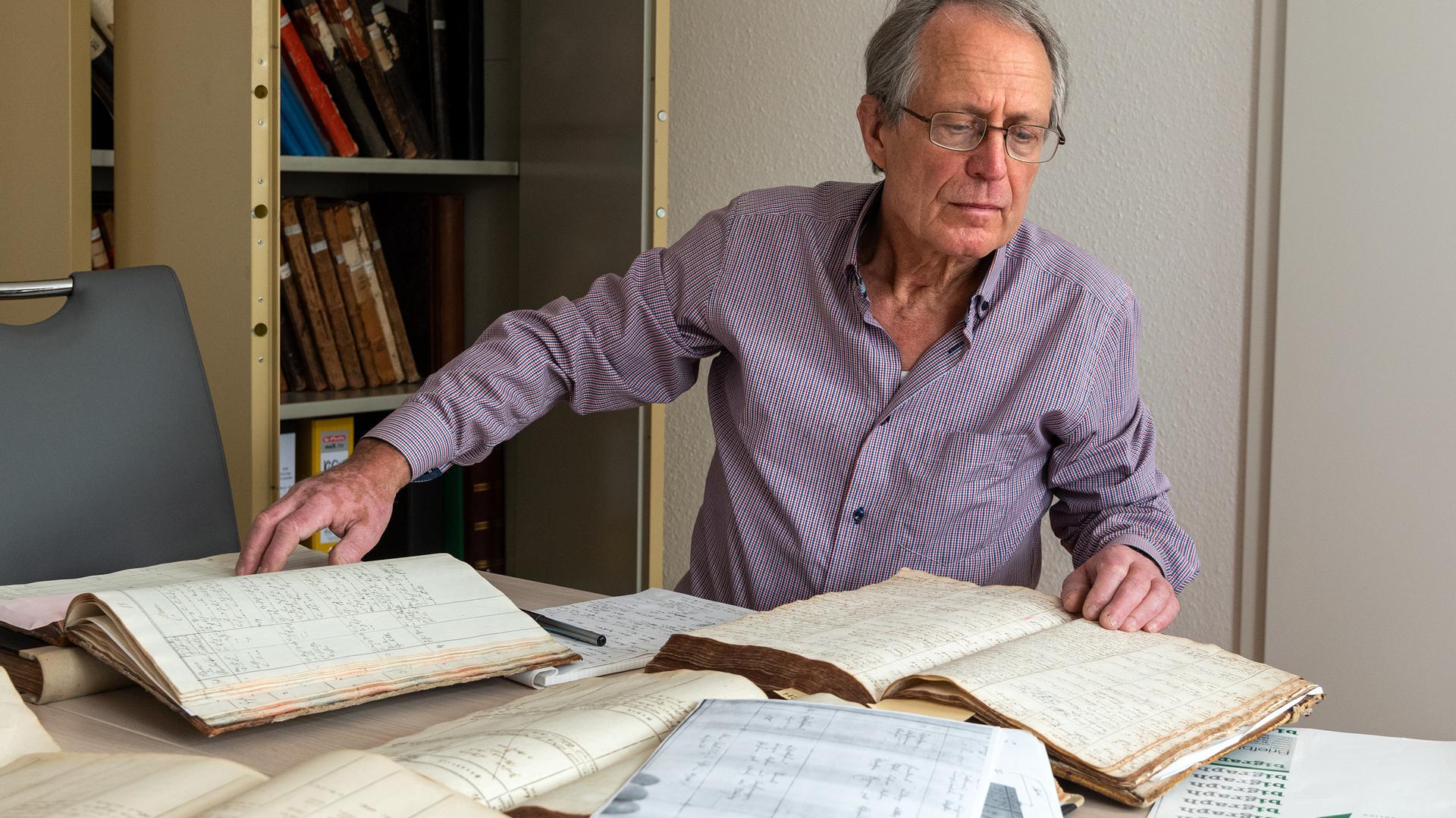 Achim Schweikart aus Loffenau ist nach eigener Recherche mit Hollywood-Schauspielerin Meryl Streep verwandt.