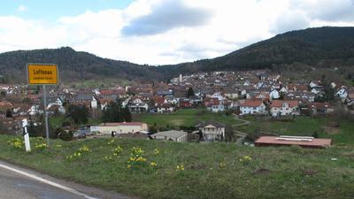 Ortseingang Loffenau