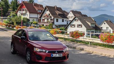 Der Schönblick in Loffenau