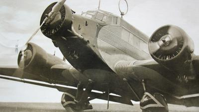 Transportflugzeug Junkers