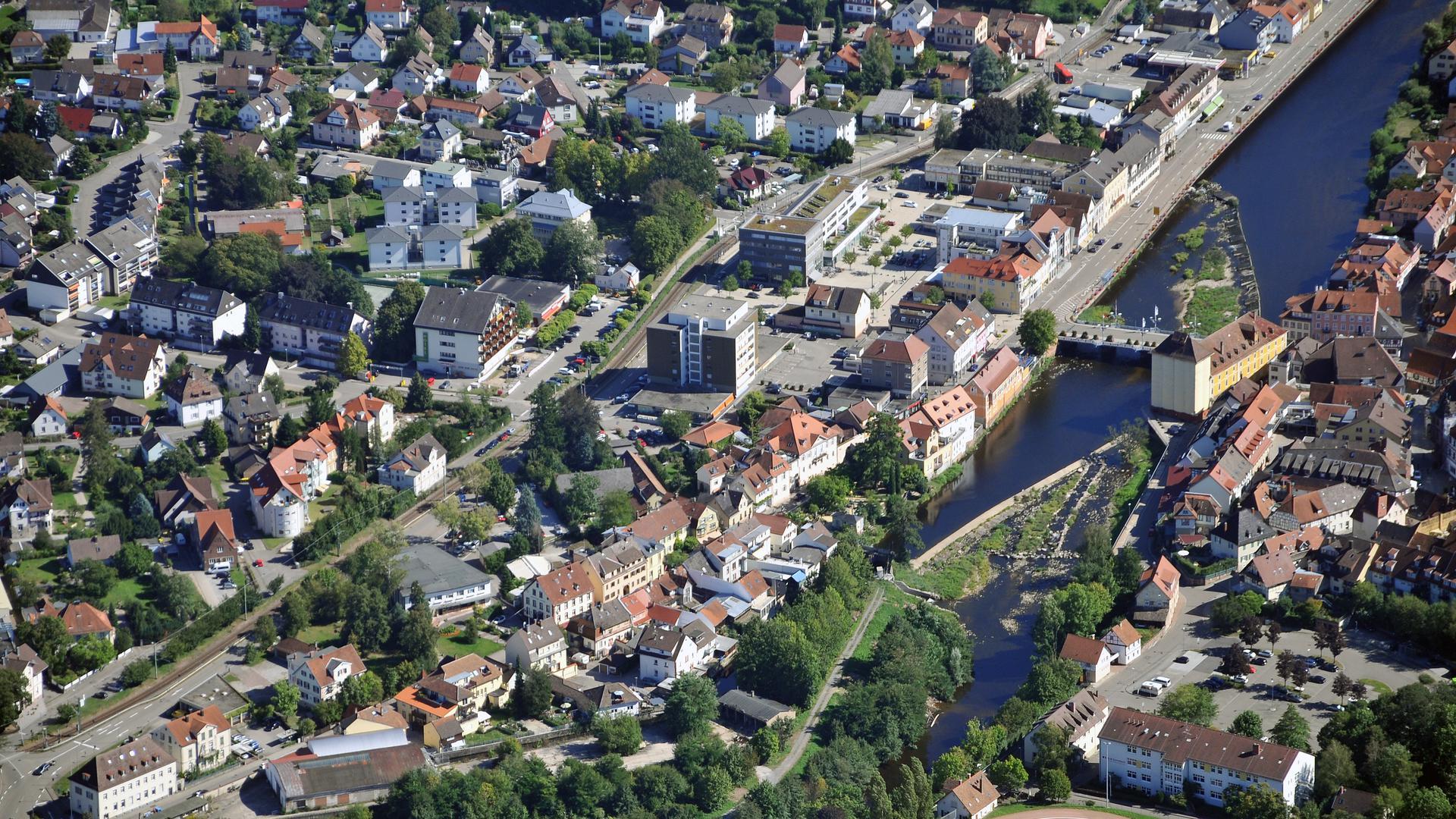 Stadtverwaltung Gernsbach