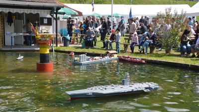 Corona-Opfer: Das beliebte 1. Maifest des Schiffmodellbauclub Murgtal am Eisweier Scheuern muss wie auch alle anderen Veranstaltungen am Feiertag ausfallen.