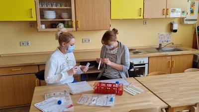 PCR-Pooltest in Gaggenau