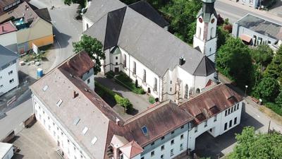 Jubiläum: Das Kapuzinerkloster Zell a.H. feiert seine Gründung vor 100 Jahren.