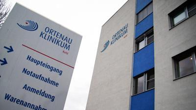 Außenaufnahme Kreiskrankenhaus Kehl