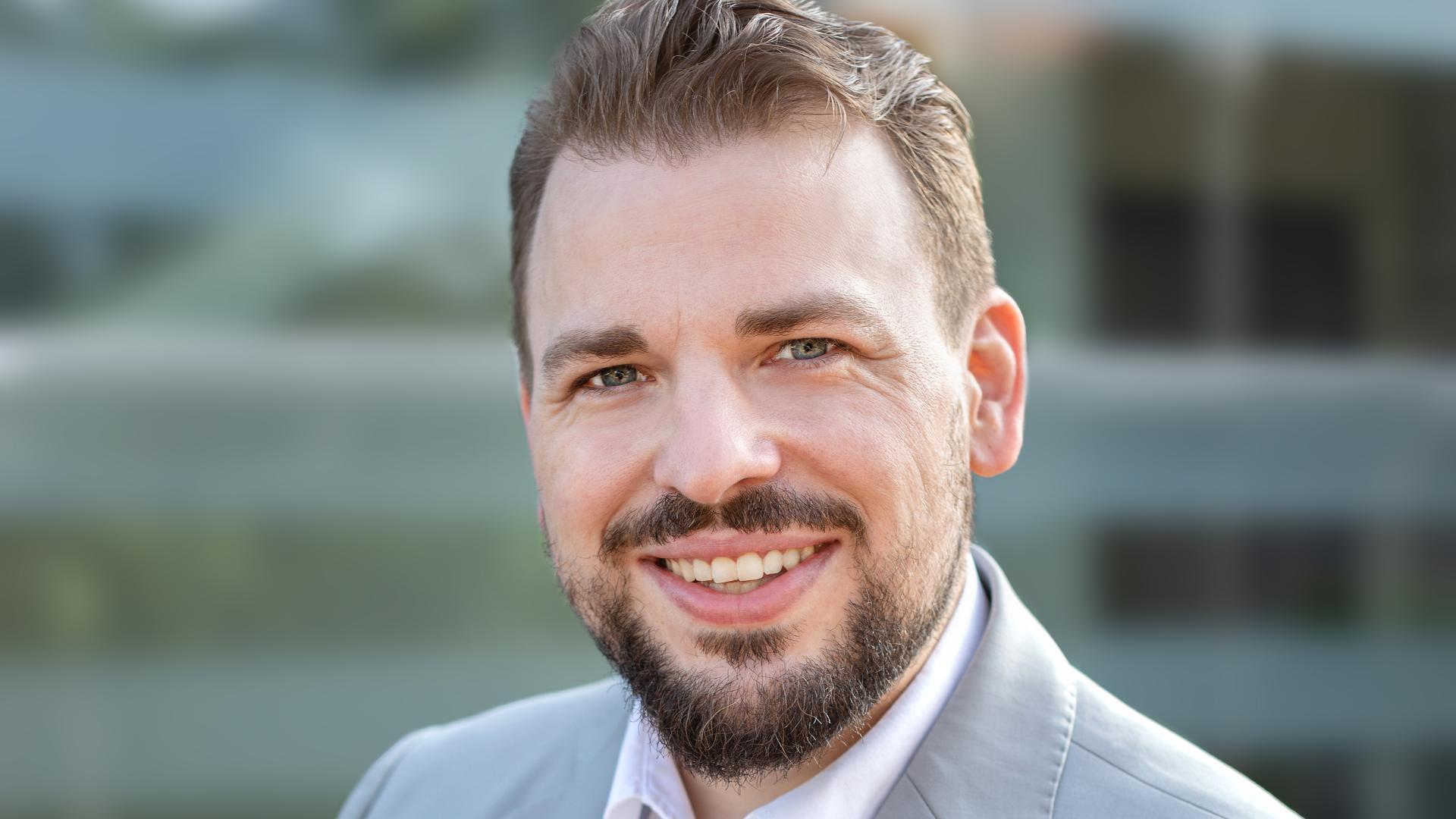 Martin Gassner-Herz ist Bundestagskandidat der FDP im Wahlkreis 284 Offenburg.