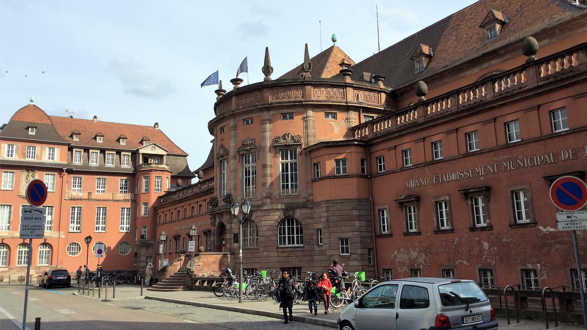 Stadtbad Straßburg