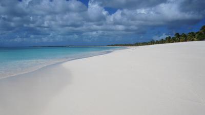 Princess Diana Beach - Barbuda - Kleine Antillen - Karibik