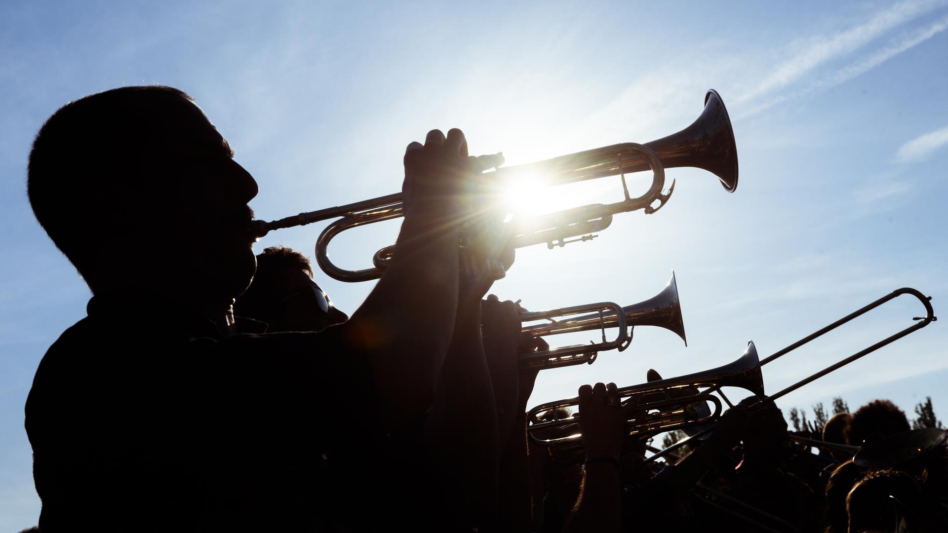 Startschuss für die Blasmusik: Neun Musikvereine aus der Gesamtstadt Achern dürfen bald mit den Proben für kleine Auftritte beginnen: Zu den Sommerferien soll es dann neun Open-Air-Platzkonzerte geben.