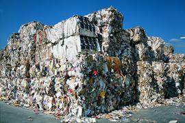 Mit Papierschlämmen belasteter Kompost hat mutmaßlich zur PFC-Kontamination im Landkreis Rastatt geführt. Ob auch die Ortenau betroffen ist – hier ein Stapel Altpapier – das ist unklar.