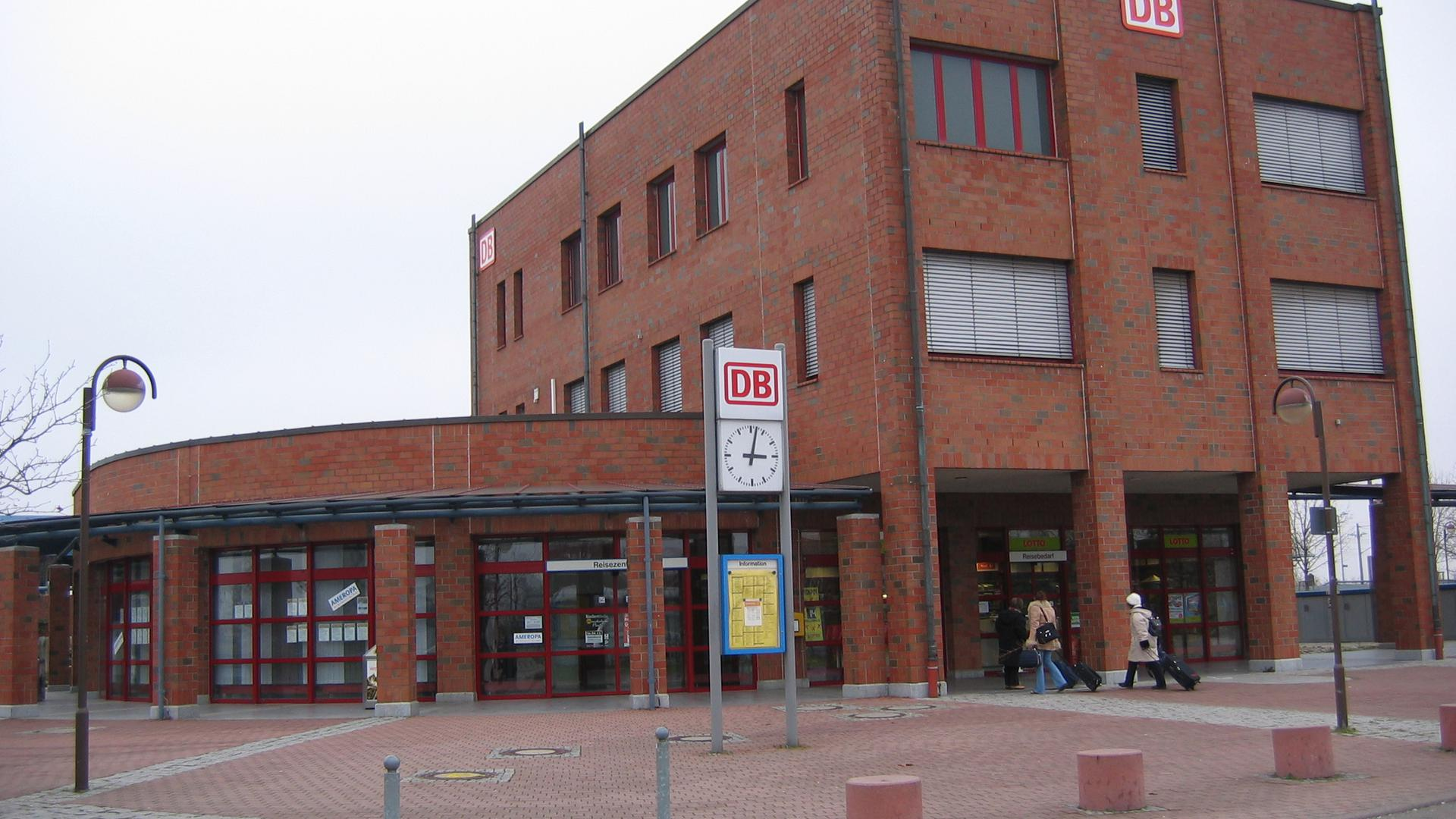 Achern Bahnhof