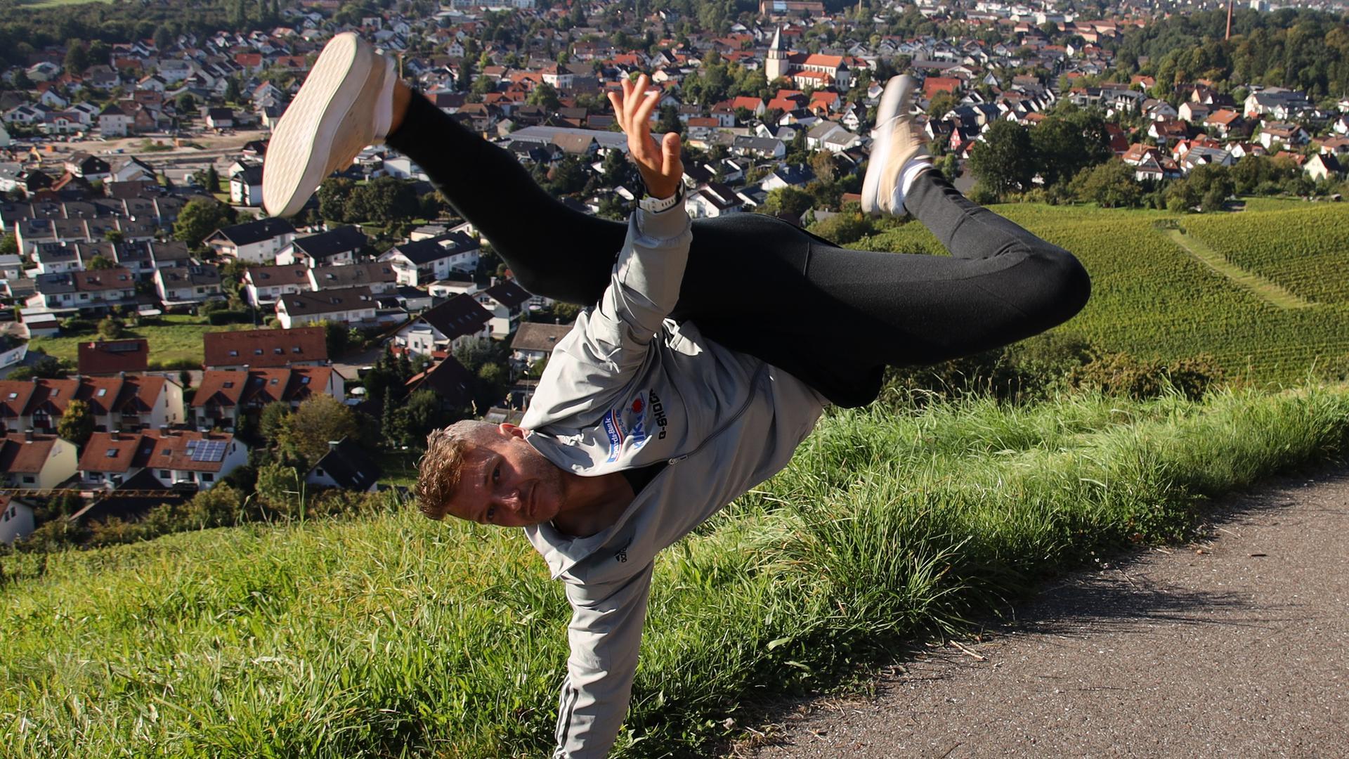 Andy Haug aus Oberachern