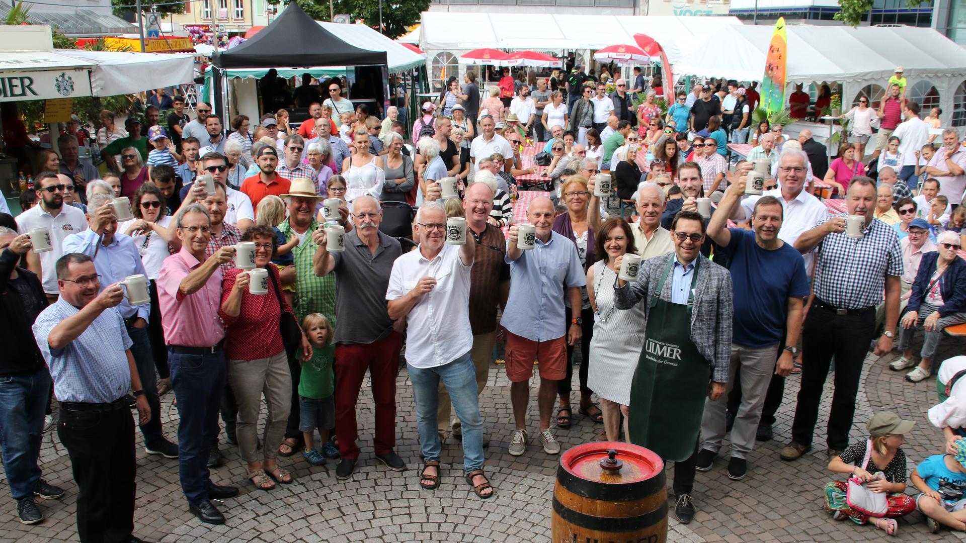 Absage des Stadtfestes Achern 2021
