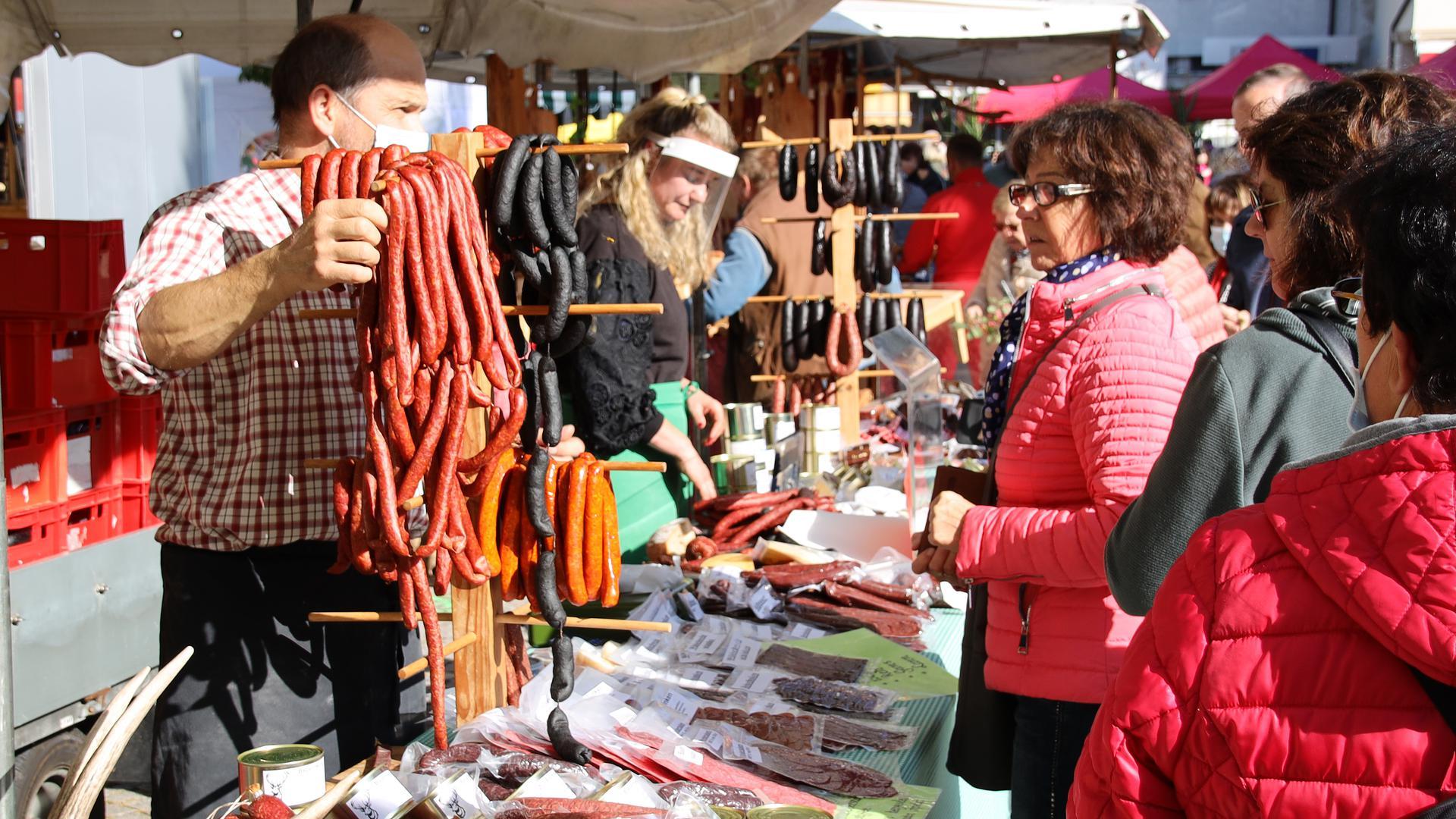 50. Bauernmarkt in Achern mit 10000 Besuchern