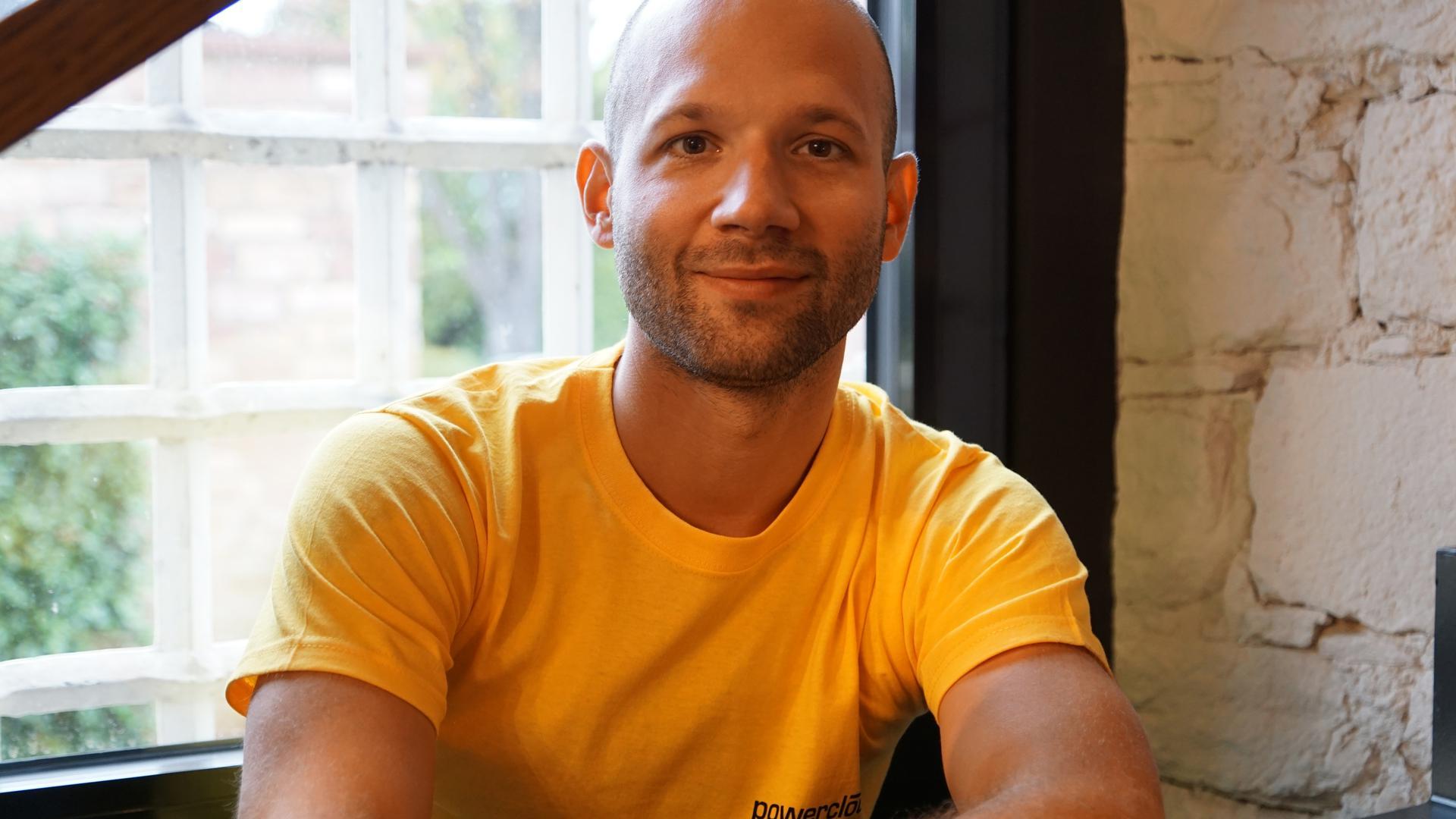 Marco Beicht, Geschäftsführer Powercloud Achern