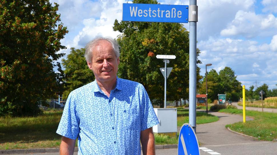 Weststraße ist der offizielle Name - ein Teil davon wird umgangssprachlich Schwanzgass' genannt: Die Frage nach dem Ursprung hat Leser Eckart Seidel gestellt.