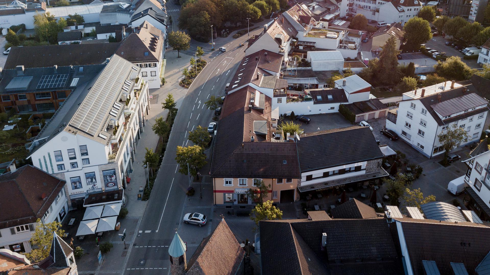 Hauptstraße Achern