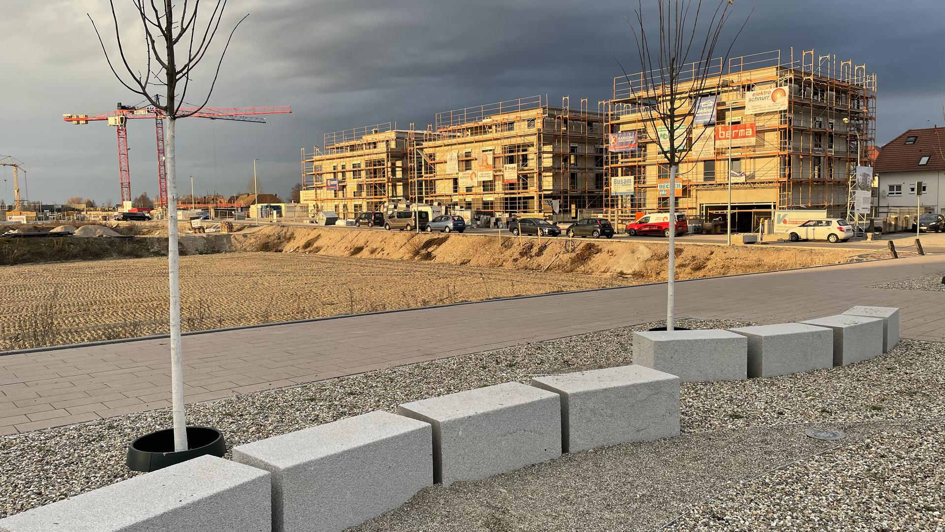 Neues Wohnen an der Acher/Glashütte/ Stuckert Wohnbau