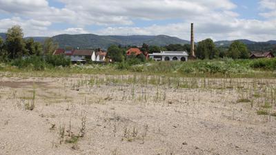 ehemaliges Militärgelände auf den Illenauwiesen in Achern