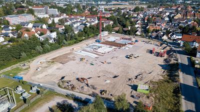 Süwag-Gelände wird mit 159 Wohnungen bebaut