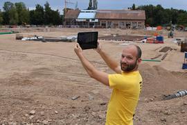 IT-Campus APP Powercloud und Neues über die Baustelle mit Marco Beicht