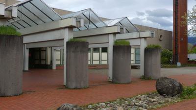 Gymnasium/Hornisgrindehalle in Achern